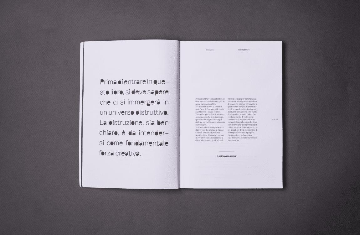 Print Bee Positivo e Negativo pagine interne