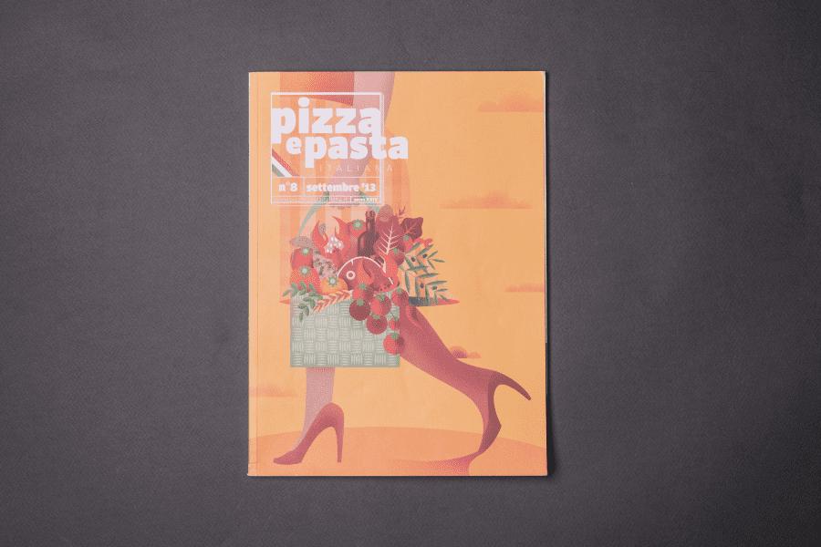 Rivista Pizza e Pasta Italiana copertina 2