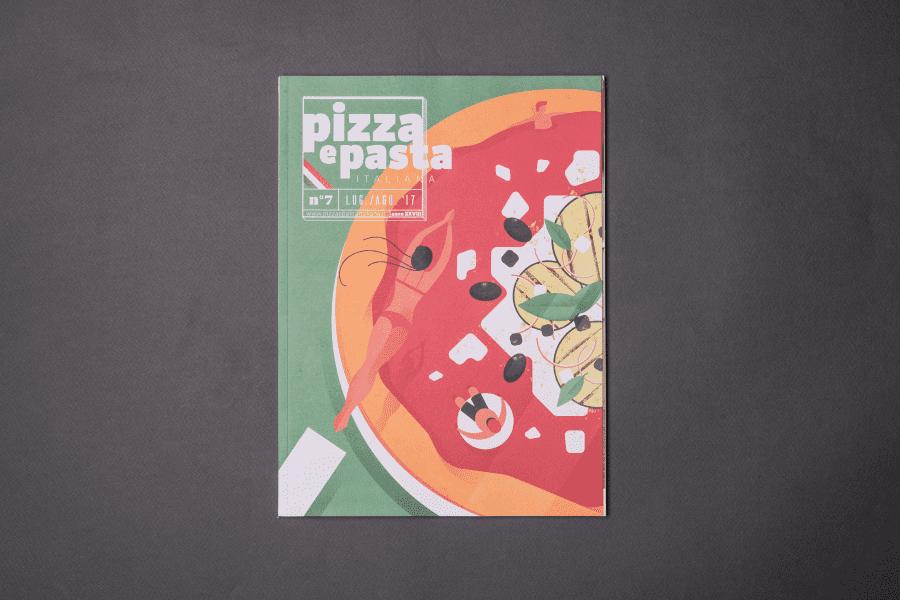 Rivista Pizza e Pasta Italiana copertina 3