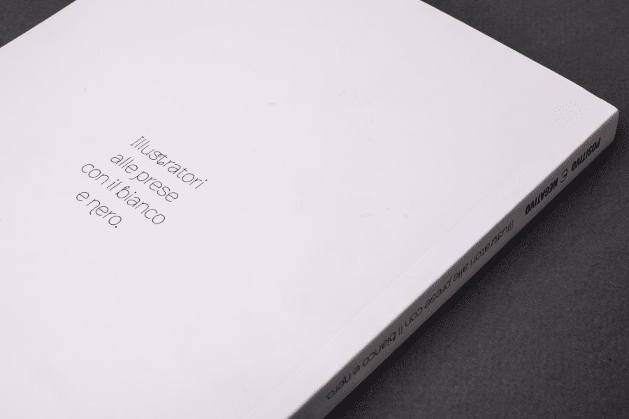 Editorial Design dettaglio tipografia