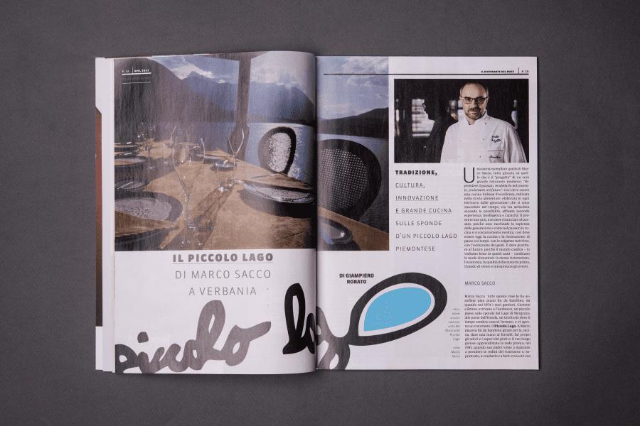 Rivista Pizza e Pasta Italiana pagine interne