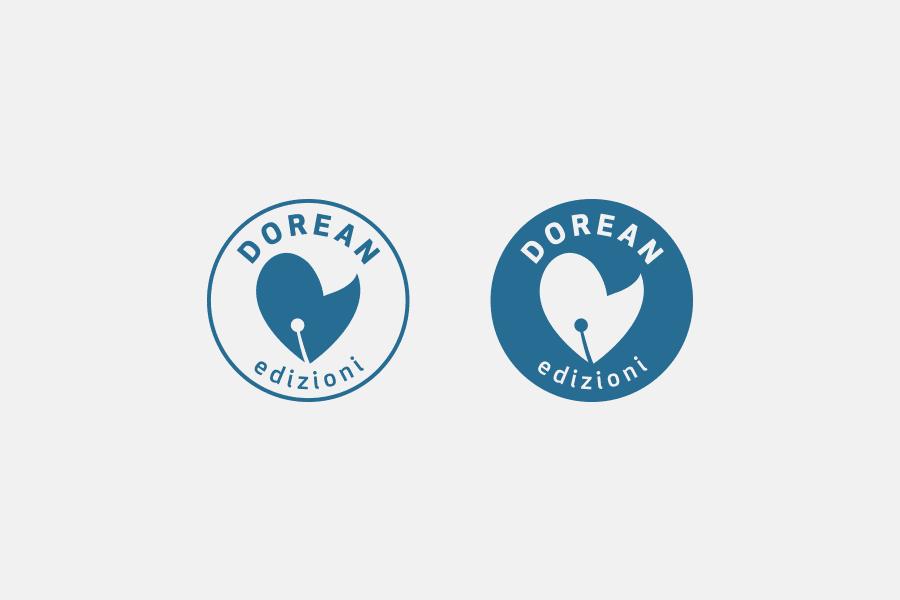 Dorean Edizioni Brand Identity timbri
