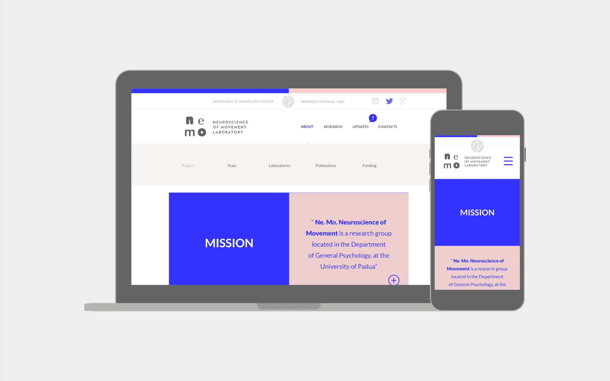 nemo sito web home page
