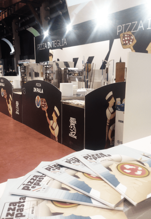 Allestimento Campionato Mondiale della Pizza riviste
