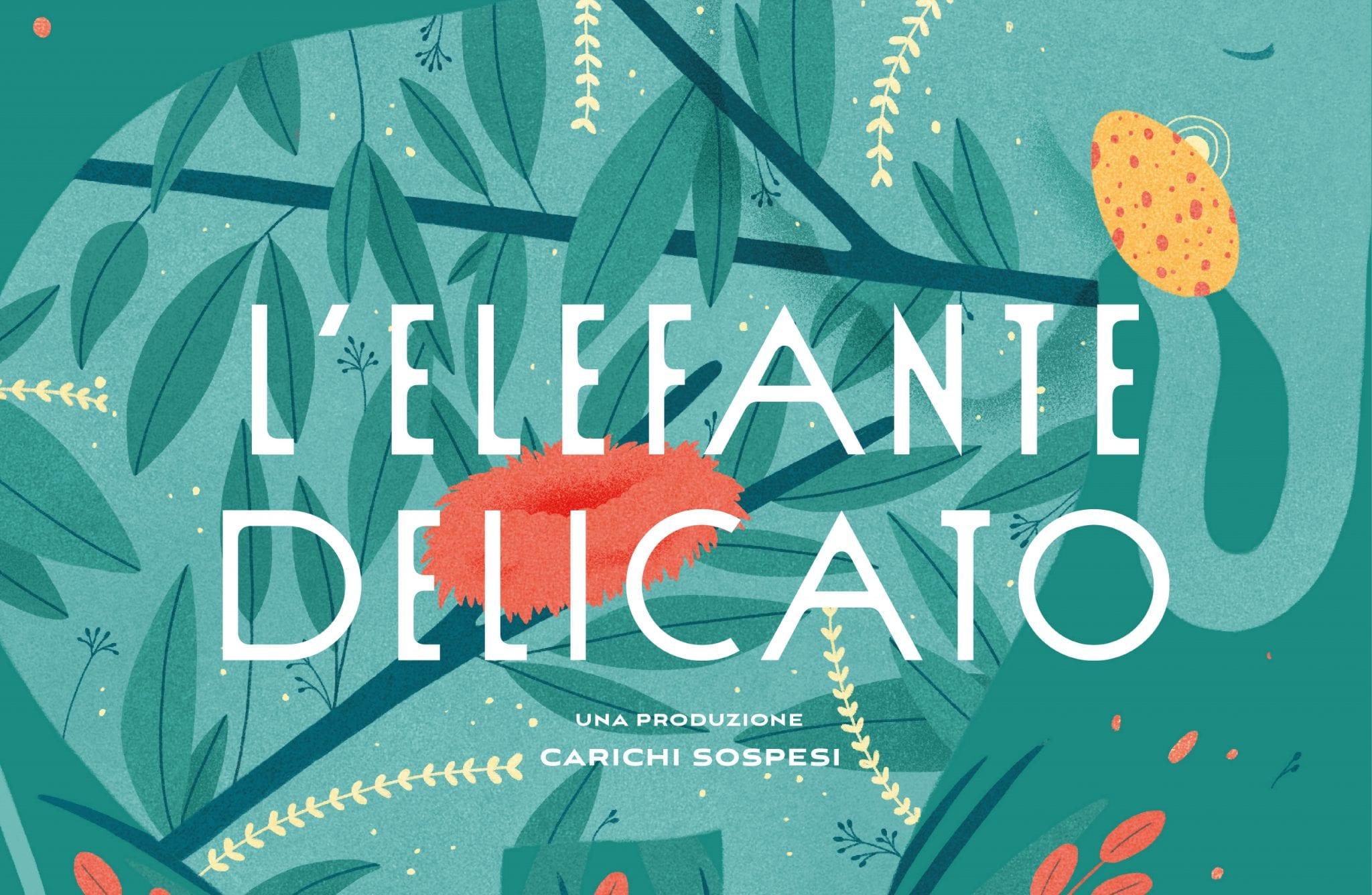 Elefante delicato-cover